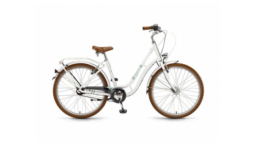 Winora Lilou 26 Lapset nuorten pyörä , valkoinen